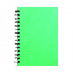 Cheap Stationery Supply of Silvine Luxpad Hardback Wirebound Notebook A5 (Pack of 6) SPA5 Office Statationery