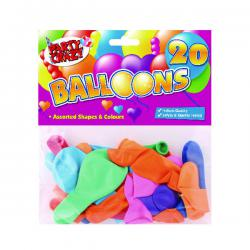Cheap Stationery Supply of Balloons Assorted Shapes And Colours (Pack of 240) 5701 Office Statationery