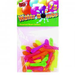 Cheap Stationery Supply of Water Bomb Balloons Assorted Neon Colours (Pack of 900) 5704 Office Statationery