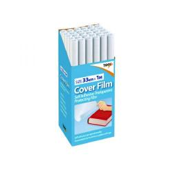 Cheap Stationery Supply of Book Covering Film 330mm x 1m (Pack of 30) 300003 Office Statationery