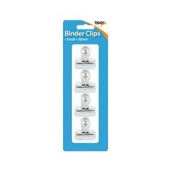 Cheap Stationery Supply of 48 x Tiger Small Letter Clips 30mm (Easy to open mechanism with open hole at the handle) 302006 Office Statationery