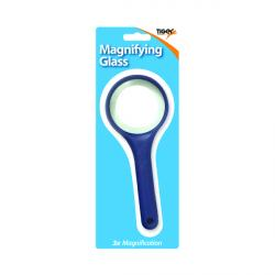 Cheap Stationery Supply of Tiger Magnifying Glass Black 301067 Office Statationery