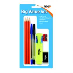 Cheap Stationery Supply of Big Value Stationery Set (Pack of 12) 302264 Office Statationery