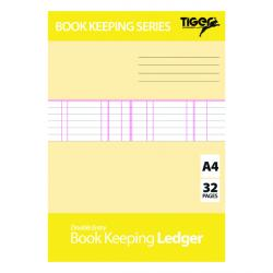 Cheap Stationery Supply of Book Keeping Ledger (Pack of 6) 302300 Office Statationery