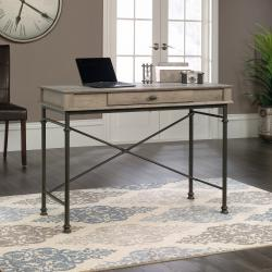 Cheap Stationery Supply of Teknik Office Canal Heights Console Desk Northern Oak Finish Office Statationery