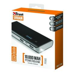 Cheap Stationery Supply of Primo Power Bank 10000mAh Black (2 USB ports) 21149 Office Statationery
