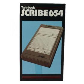 Rexel Scribe 654 Register 165x102mm 71000