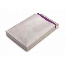 Tyvek Envelope 406x305mm Gusset Peel and Seal White (Pack of 20) 758124 P20