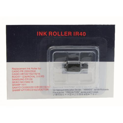5 Pack Replacement IR40 Ink Rollers for Cash Registers and Tills