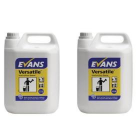 Evans Versatile Hard Surface Cleaner 5 litre (Pack of 2) A018EEV2