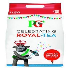PG Tips Pyramid Tea Bag Pk1100 67395661