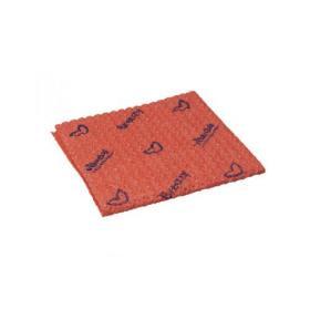 Vileda Breazy Microfibre Cloth Red (Pack of 20) 137640