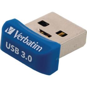 Verbatim Store n Stay Nano USB 3.0 64Gb Flash Drive 98711