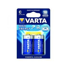 Varta C High Energy Battery Alkaline (Pack of 2) 4914121412