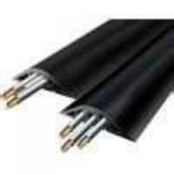 Cheap Stationery Supply of Vulca Vulcascot 1.5m Cable Protector Black 26001019 Office Statationery
