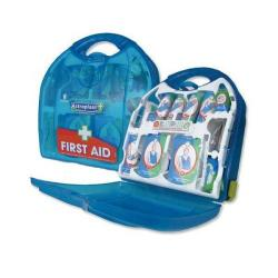 Cheap Stationery Supply of Wallace Cameron Mezzo First Aid Dispenser 10 Person 1002502 Office Statationery