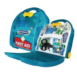 Cheap Stationery Supply of Wallace Cameron Green Small First Aid Kit BSI-8599 1002655 Office Statationery