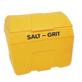 Winter Salt/Grit Bin No Hopper 400 Litre Yellow 317066