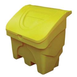 Cheap Stationery Supply of Winter Grit/Sand Box Slim 130 Litre Yellow (Manufactured from UV stablished polyethylene) 379940 Office Statationery