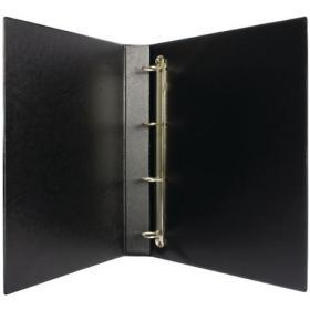 Black 25mm 4D Presentation Binder (Pack of 10) WX01328