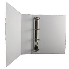 White 65mm 4D Presentation Binder (Pack of 10) WX01334
