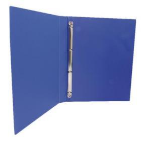 Blue 16mm 4O Presentation Ring Binder (Pack of 10) WX47604