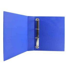 Blue 65mm 4D Presentation Ring Binder (Pack of 10) WX70298