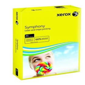 Xerox Symphony Dark Yellow A4 80gsm Paper (Pack of 500) XX93952