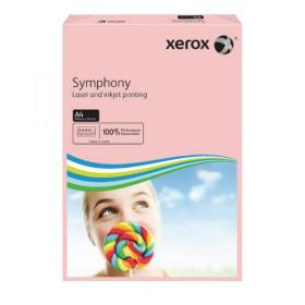 Xerox Symphony Pastel Tints Pink Ream A4 Paper 80gsm 003R93970 (Pack of 500) 003R93970