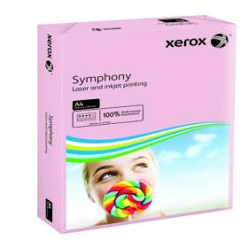 Xerox Symphony Pastel Tints Pink Ream A4 Paper 80gsm 003R93970 (Pack of 500)