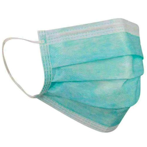 50x DISPOSABLE FACE MASKS