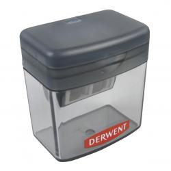 Cheap Stationery Supply of Derwent Twin Hole Sharpener - Outer carton of 12 Office Statationery