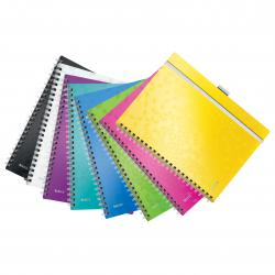 Cheap Stationery Supply of Leitz WOW Be Mobile Book  A4 PP ruled assorted - Outer carton of 6 Office Statationery