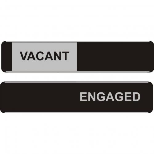 Vacant/Engaged Sign